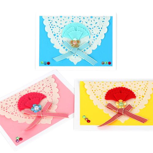 큐티카네이션카드 (5인용)
